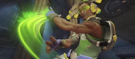 Lucio has gotten a slight buff in the 'Overwatch' patch. (image source: Konshu/YouTube)