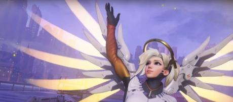 'Overwatch' updates: New patch goes live along with Mercy tweaks and more [Image via xLetalis/YouTube screencap]