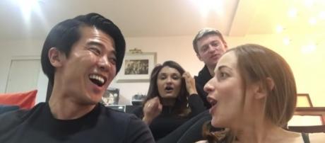 Overwatch voice actors (Hispanglosaxon/YouTube)