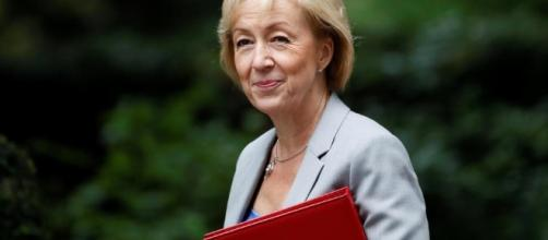 Andrea Leadsom being 'urged by dozens of Tory MPs' to run for ... - thesun.co.uk