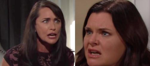 Beautiful, anticipazioni: Quinn aggredisce Katie