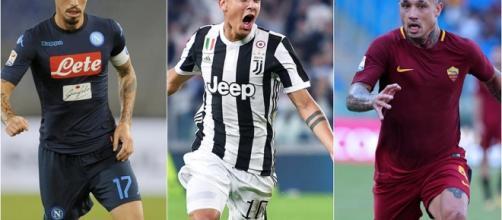Champions League, Napoli, Roma e Juventus: ripartenza obbligata ... - corrieredellosport.it