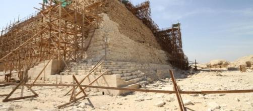 Cómo arrastraron los egipcios las piedras de las pirámides? - com.es