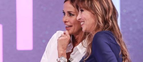 Cristina e Benedetta Parodi umiliate