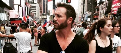 Days of our Lives' Eric Martsolf. (Image via Instagram/Eric Martsolf)