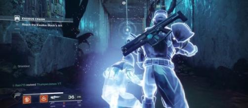 'Destiny 2' player has soloed this week's Nightfall Strike Exodus Crash.[Image Credit: Thumper Jones/YouTube]