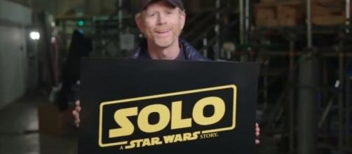 Director Ron Howard reveals title of 'Solo: A Star Wars Story,' coming 2018. | Credit (Star Wars Explained/YouTube)
