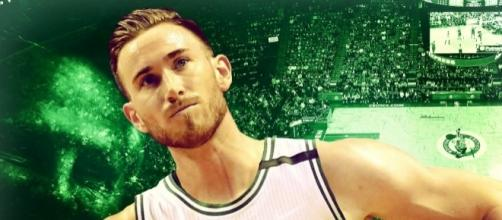 Gordon Hayward is in Boston. Fresh cut, new suit...press ... - celticslife.com