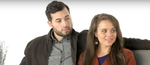 Jinger Duggar and Jeremy Vuolo [Image by TLC/YouTube]