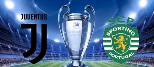 Juventus-Sporting, terza giornata Champions League