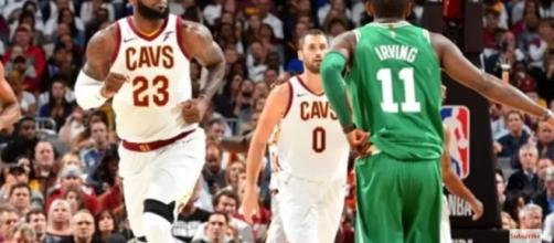 Kyrie Irving failed to come through in the clutch against the Cavs - Rapid Highlights/YouTube