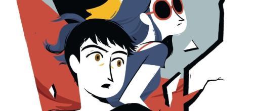 La copertina di Frantumi, di Giovanni Masi e Rita Petruccioli