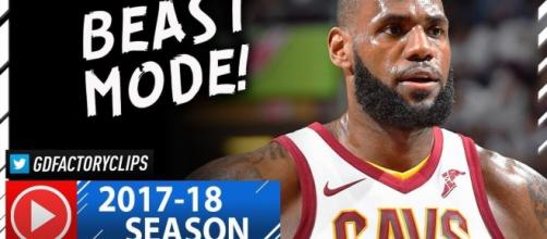 LeBron feels out of shape, but still managed to dominate - Real GD's Latest Highlights/YouTube