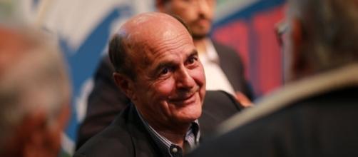 L'esponente di spicco di Mdp, Pierluigi Bersani