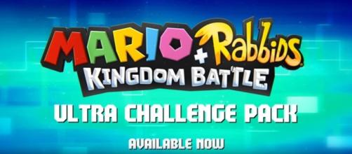 """""""Mario + Rabbids Kingdom Battle"""" gets new challenges and maps with the Ultra Challenge Pack DLC. [Image Credits: Ubisoft US/YouTube]"""