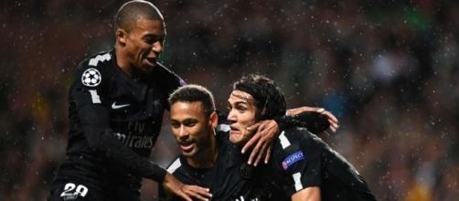 Mbappé, Cavani et Neymar sera associé en attaque du PSG ce soir ! - leparisien.fr