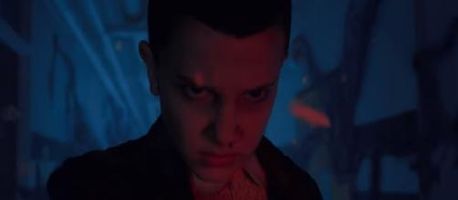 Millie Bobby Brown introduces Stranger Things 2 World Exclusive Footage! | Image Credit: MCM Comic Con/YouTube
