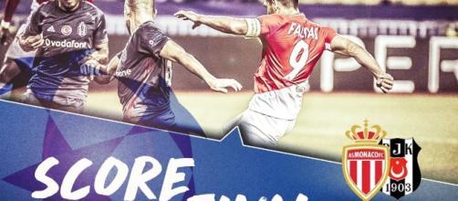 Monaco - Besiktas résumé vidéo buts
