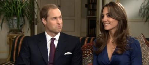 Prince William and Kate Middleton - Full interview   Image Credit: ODN/YouTube