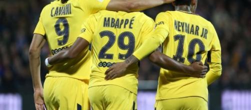 PSG : encore une large victoire