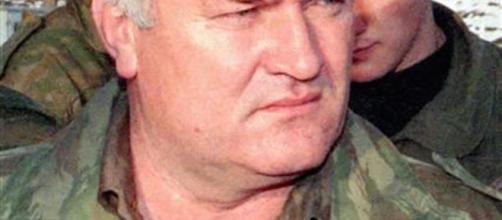 """Ratko Mladić il """"macellaio dei Balcani"""""""