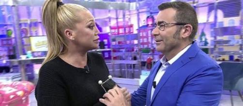 """Sálvame: Raúl Prieto a Belén Esteban """"No seas burra, por favor"""""""