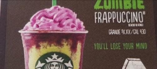 Starbucks Halloween Zombie drink copies Unicorn Frappuccino ... - businessinsider.com