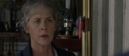 The Walking Dead 7x13 Ending: Morgan Tells Carol About Glenn & Abraham [HD] | Image Credit: Jesus/YouTube