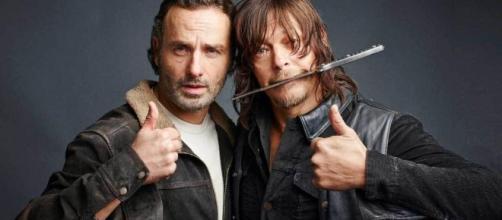 The Walking Dead saison 7 : Pour Norman, Rick et Daryl vont ... - melty.fr