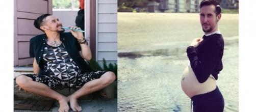 Trystan Angel Reese é um exemplo de homem transgênero grávido (Foto: Reprodução/Instagram)