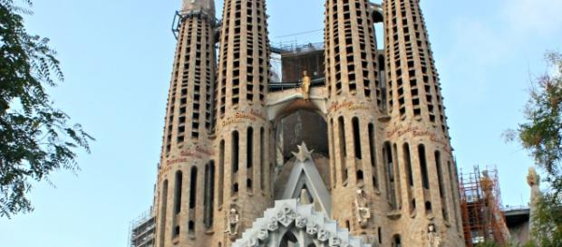Barcellona, La sagrada familia - ph: Deborah Vitolo
