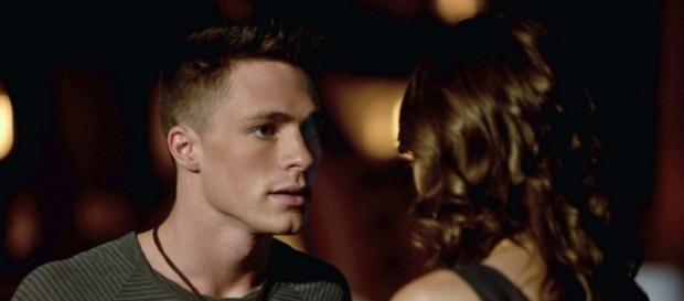 Colton Haynes as Roy Harper for 'Arrow' [Image via 'Arrow'/The CW]