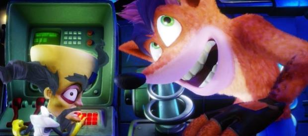 'Crash Bandicoot' is currently a PS4 exclusive. (image source: GhostRobo/YouTube)