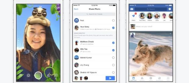 Facebook Stories in arrivo sulle pagine fan - tylerlawrence.com