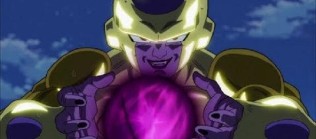 Frieza on 'Dragon Ball Super' - Image via YouTube/DbTR