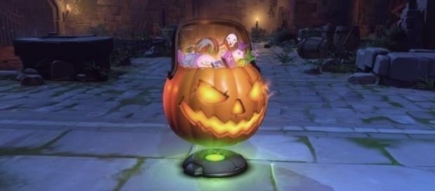 "Halloween Terror 2017 brought a big change to ""Overwatch"" loot boxes. Image Credit: Blizzard Entertainment/YouTube"