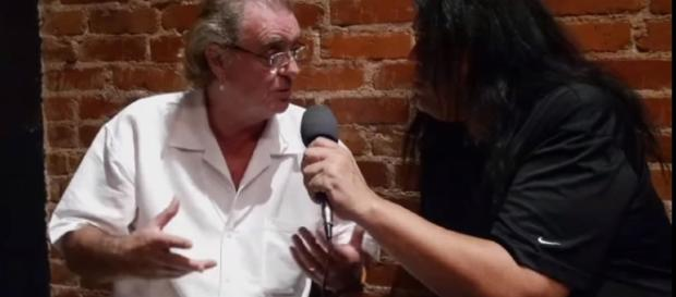 Interview with Terry Reid [Image credit - Chico Rey Rocks   YouTube