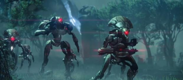 New Vex DLC for 'Destiny' is something you must see [Image by Bungie]