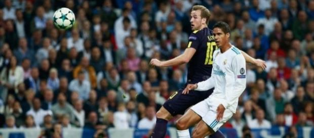 Tottenham tient le Real Madrid en échec
