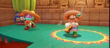 """Mario will have different adventures in the new """"Super Mario"""" game. (Image Credit: Nintendo/YouTube)"""