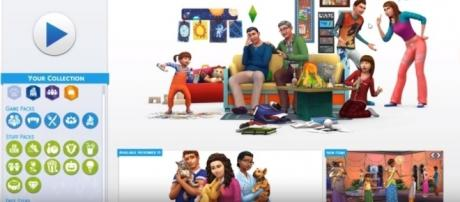 Maxis offered a slew of new objects and CAS items in 'The Sims 4' Holiday Celebration Pack. Image Credit: LukeThePlumbob/YouTube