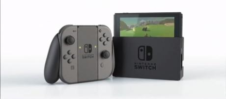 Nintendo Switch Software Update Version 4.0.0 (GameXplain/YouTube)