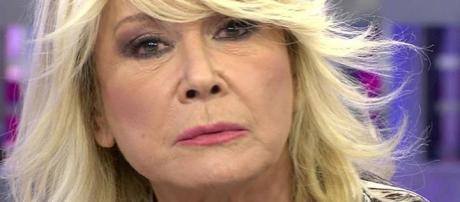 """Sálvame: Mila Ximénez a Kiko Matamoros """"Mientes, mentiroso…… ¡Mientes!"""""""