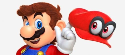 Artwork for the upcoming Super Mario game for the Nintendo Switch. [Image Credit: N0XData/Wikimedia]