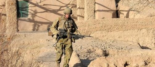 Australian Army soldier in Afghanistan (Image credit: Jonathan Thomas/Wikimedia Commons)