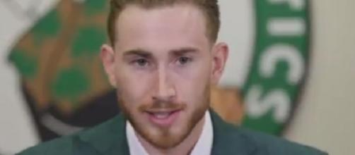Boston Celtics' forward Gordon Hayward is likely to miss the entire season -- AllStar Channel via YouTube
