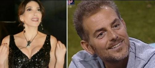 Daniele Bossari e Carmen Di Pietro