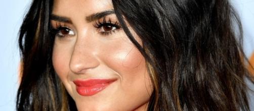 Demi Lovato está conseguindo se superar