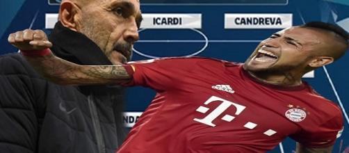Ecco come cambierebbe l'Inter con Vidal