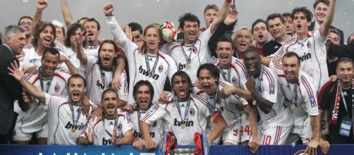 Finale milan 2007, coppa dei campioni